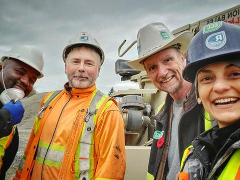 Erosion Control Team