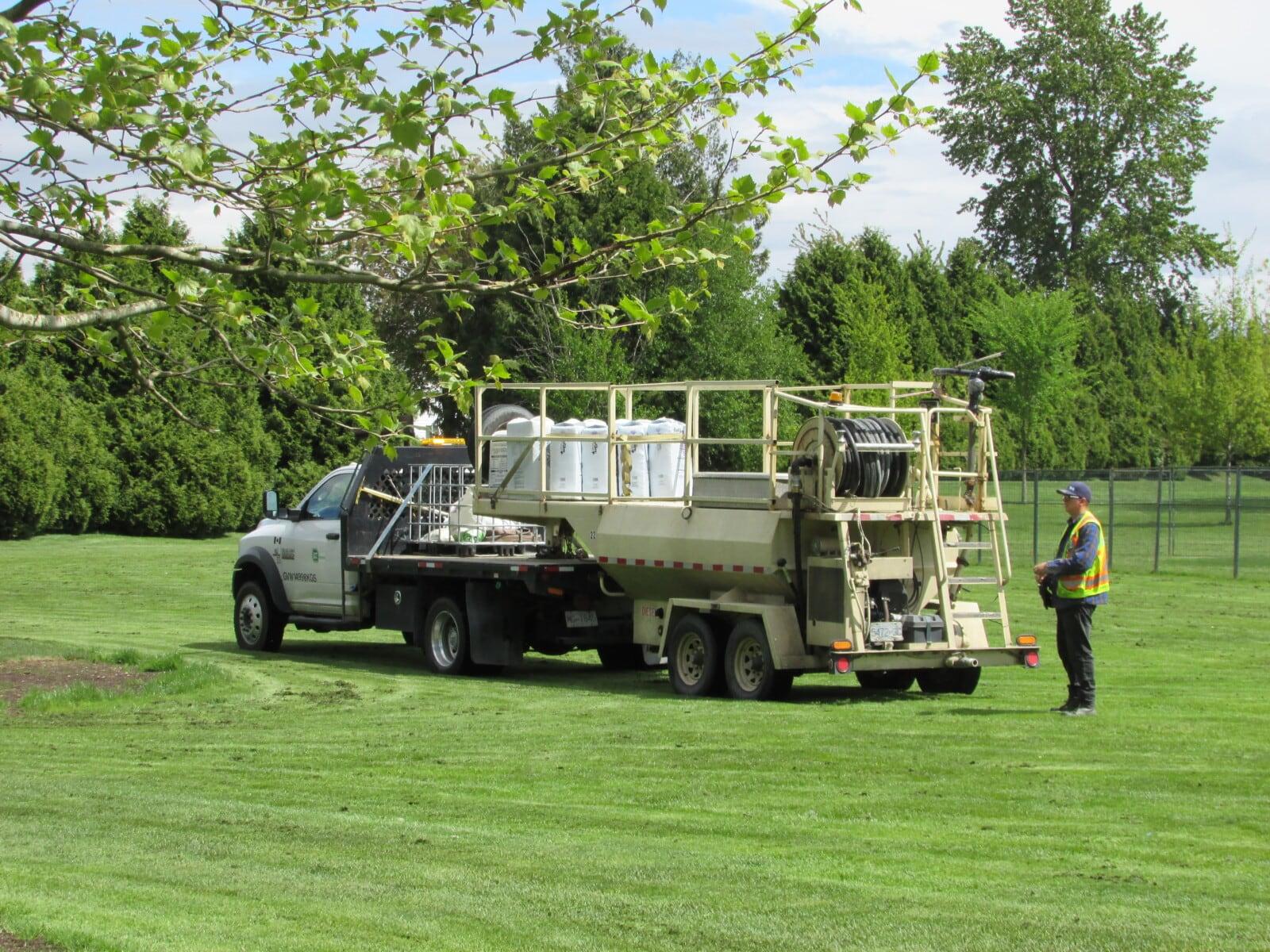erosion control equipment
